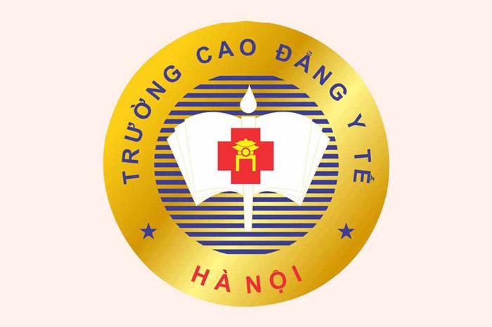 Logo biểu tượng của Cao dẳng Y tế Hà Nội